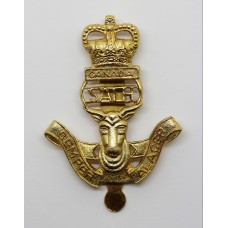 South Alberta Light Horse Canada Cap Badge