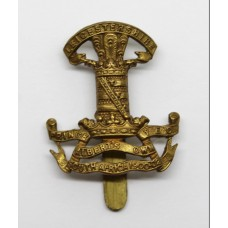 Leicestershire Yeomanry (Prince Albert's Own) Cap Badge