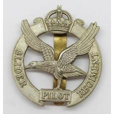 Glider Pilot Regiment Cap Badge - King's Crown