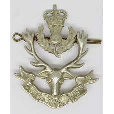 Queen's Own Highlanders Cap Badge