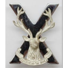 Highland Brigade Officer's Glengarry Badge