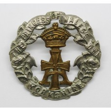 Victorian Yorkshire Regiment Cap Badge