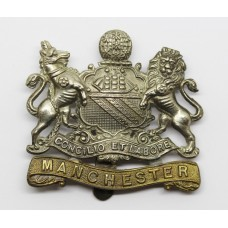 Manchester Regiment Cap Badge (Coat of Arms)