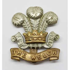 Welch Regiment Cap Badge