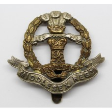 Middlesex Regiment Cap Badge