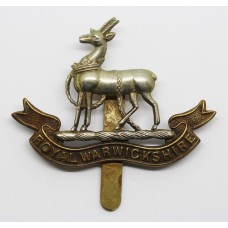 Royal Warwickshire Regiment Cap Badge