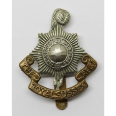 Royal Sussex Regiment Cap Badge