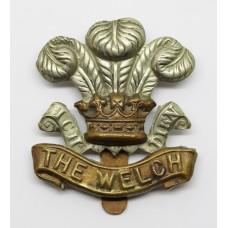 Welch Regiment Cap Badge