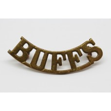 The Buffs East Kent Regiment (BUFFS) Shoulder Title
