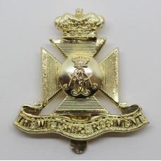 Wiltshire Regiment Anodised (Staybrite) Cap Badge (AEA Cypher)