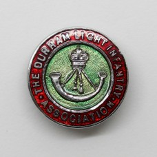 Durham Light Infantry Association Lapel Badge