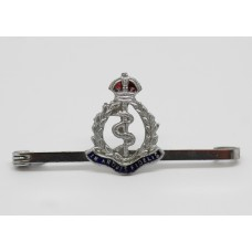 Royal Army Medical Corps (R.A.M.C.) Sweetheart Brooch - King's Crown