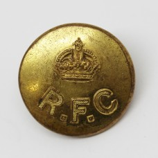 WW1 Royal Flying Corps (R.F.C.) Button (Large)
