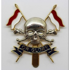Royal Lancers Post 2015 Enamelled Cap Badge