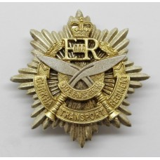 Gurkha Transport Regiment Bi-Metal Cap Badge - Queen's Crown