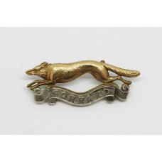 East Riding Yeomanry Cap Badge
