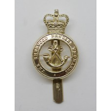 Sherwood Rangers Yeomanry Anodised (Staybrite) Cap Badge