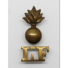 Lancashire Fusiliers (L.F.) Shoulder Title