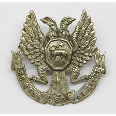 Trinity College Glenalmond O.T.C. Cap Badge