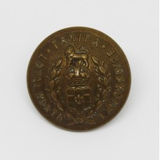 Loyal North Lancashire Regiment Officer's Button - King's Crown (