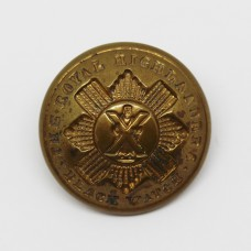 Black Watch (The Royal Highlanders) Officer's Button (Large)