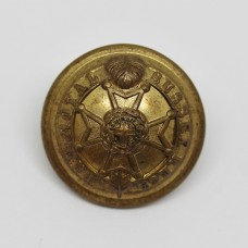 Royal Sussex Regiment Officer's Button (Large)