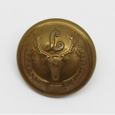 Seaforth Highlanders Officer's Button (Large)