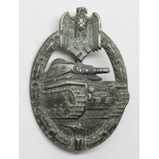 German WW2 Panzer Tank Assault Badge