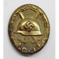 German WW2 Wound Badge (Black Grade)