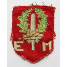 1st Netherlands Division (Expeditionary Force) Printed Formation Sign