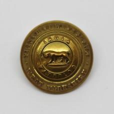 West Yorkshire Regiment Officer's Button (Large)