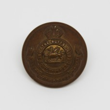 The Buffs (Royal East Kent Regiment) Officer's Button - King's Crown