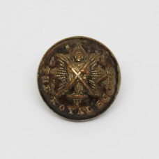 The Royal Scots Officer's Button (Small)