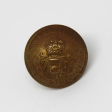 Queen's Own Cameron Highlanders Officer's Button - King's Crown (Small)
