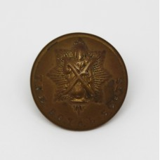 Royal Scots Officer's Button (Large)