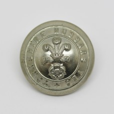 Yorkshire Hussars Yeomanry Button (Large)