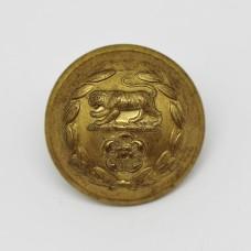Hampshire Regiment Officer's Button (Large)