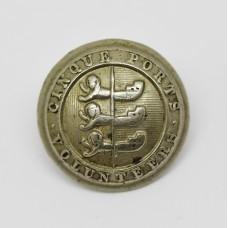Cinque Ports Volunteers Button (Large)