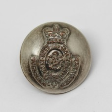 Victorian Yorkshire Dragoons Officers Button (Large)