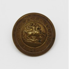 Royal Northumberland Fusiliers Officer's Button (Large)