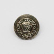 Victorian Harts Yeomanry Cavalry Officer's Button (Small)