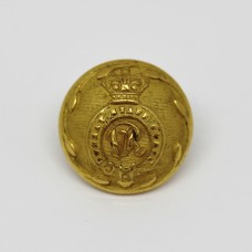 Victorian Indian Army Bombay Staff Corps Officer's Button (Small)