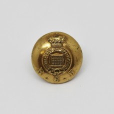 Royal Gloucestershire Hussars Officer's Button (Small)