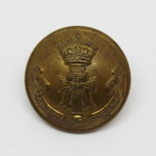 The Yorkshire Regiment (Green Howards) Officer's Button (Large)