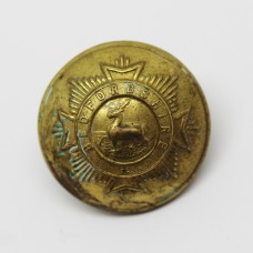 Bedfordshire Regiment Officer's Button (Large)