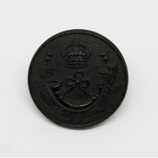 The Cameronians (Scottish Rifles) Officer's Composite Button - King's Crown (Large)