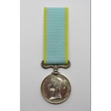 1854 Crimea Medal - Unnamed
