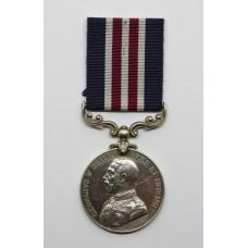 WW1 Military Medal - Sjt. T. Oates, Machine Gun Corps