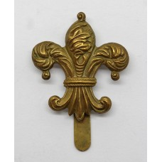 7th (Ardwick) Bn. Manchester Regiment Cap Badge