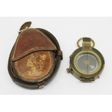 WW1 1917 Dated Military Issue Verner's Pattern Short & Mason Ltd Compass
